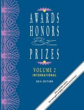 Awards, Honors & Prizes