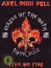 Axel Rudi Pell - Live on fire - Circle of the Oath - Tour 2012 (2 DVD)