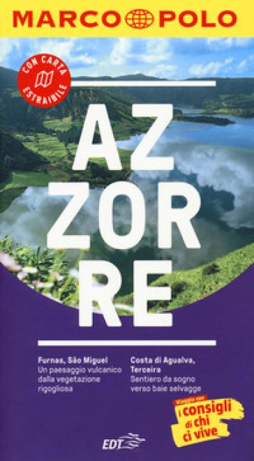 Azzorre. Con Carta geografica ripiegata - Sara Lier |