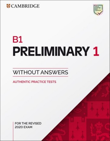 B1 preliminary for schools. For revised exam from 2020. Student book without answers. Per le Scuole superiori. 1.