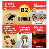 B2 Bundle - Spanish Novels for Upper-Intermediates