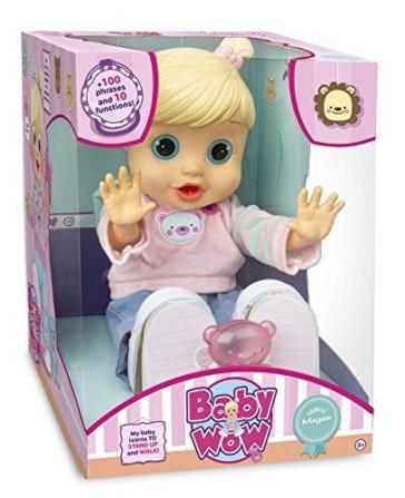Baby wow zoe la bambola che cammina idee regalo mondadori store