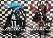 BLACK ROCK SHOOTER - SERIE COMPLETA (2 DVD)(ep.01-08 2DVD)