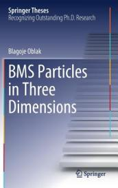 BMS Particles in Three Dimensions