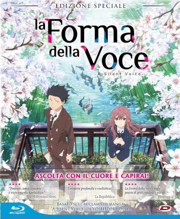 BRD LA FORMA DELLA VOCE (Blu-Ray)(special edition - first press)