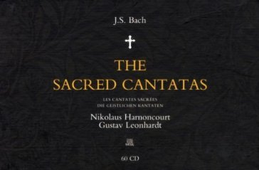 Bach : complete sacred cantata