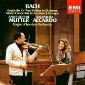 Bach: concerto for two violins