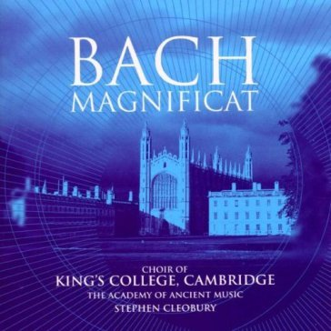 Bach: magnificat in d etc.