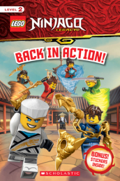 Back in Action! (LEGO Ninjago)