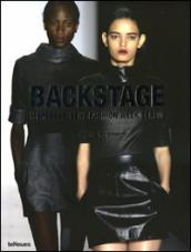 Backstage. Mercedes-Benz fashion week Berlin. Ediz. inglese e tedesca