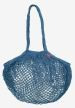 Bags&Co - Cotton Mesh Bag - Blue
