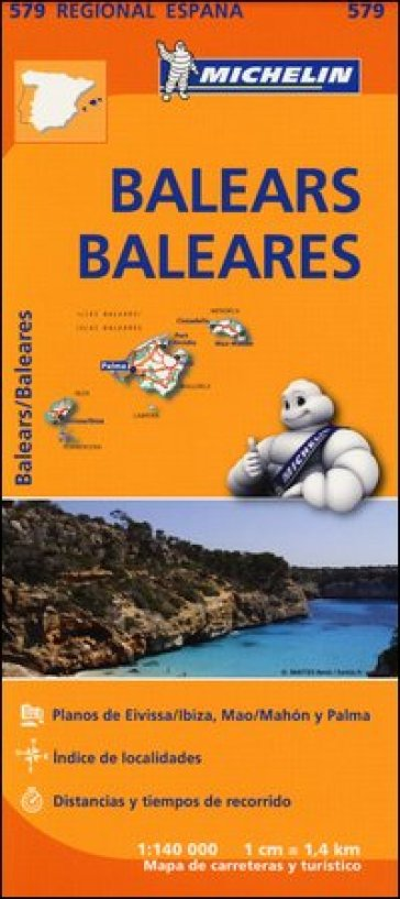Baleares 1:140.000