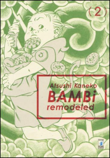 Bambi remodeled. 2. - Atsushi Kaneko | Rochesterscifianimecon.com