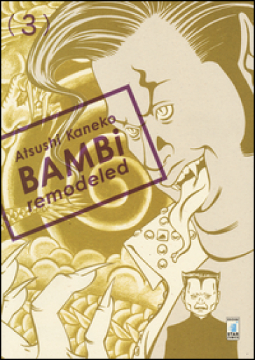 Bambi remodeled. 3. - Atsushi Kaneko   Rochesterscifianimecon.com