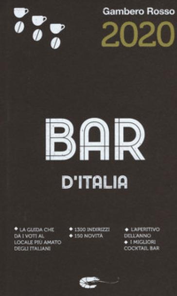 Bar d'Italia del Gambero Rosso 2020