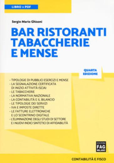 Bar, ristoranti, tabaccherie e mense - Sergio Mario Ghisoni |