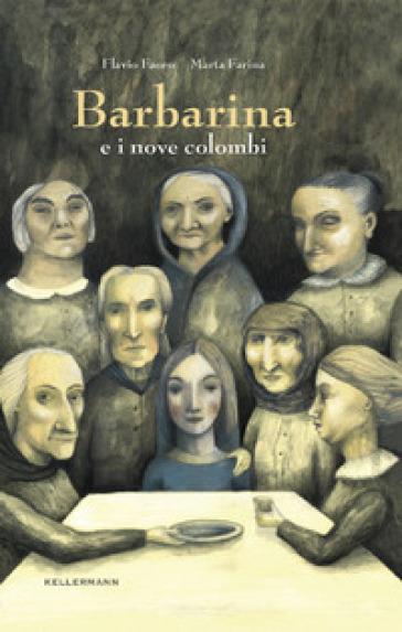 Barbarina e i nove colombi - Flavio Faoro |