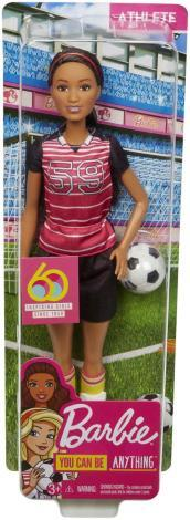 Barbie Calciatrice