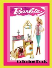 Barbie Coloring Book ( Theme with Pets for Girls / Kids Teens )