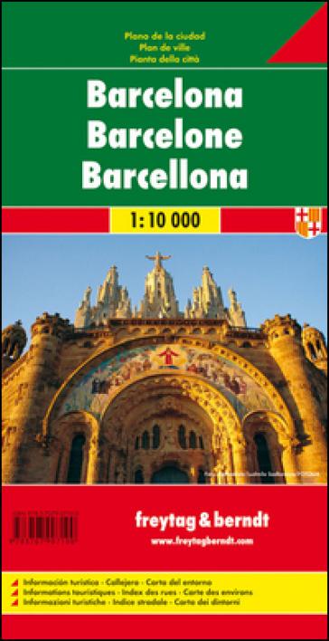 Barcellona 1:10.000
