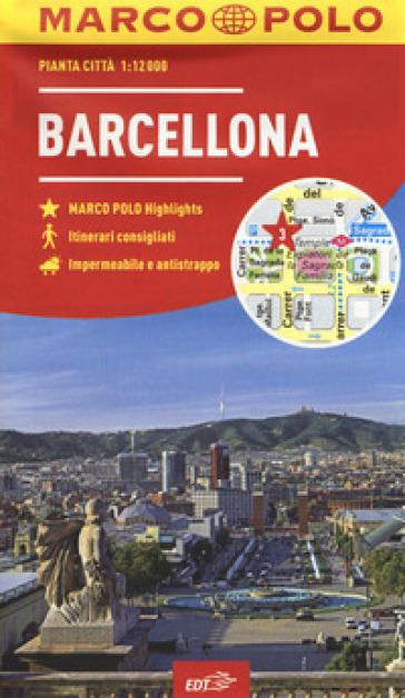 Barcellona 1:12.000 -  pdf epub