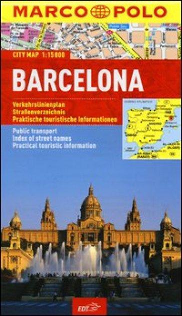 Barcellona 1:15.000 -  pdf epub