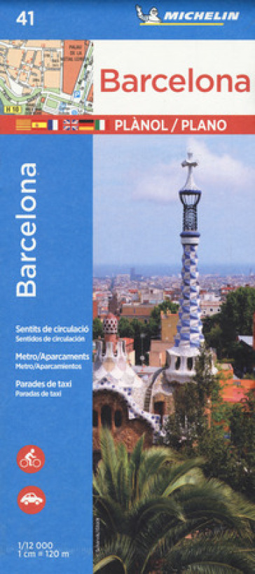 Barcelona 1:12.000