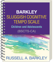 Barkley Sluggish Cognitive Tempo Scale--Children and Adolescents (BSCTS-CA)