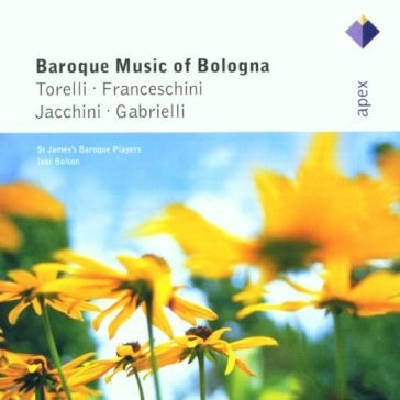 Baroque music from bologna