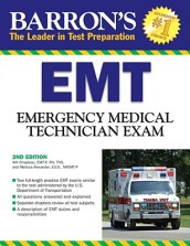 Barron's EMT Exam