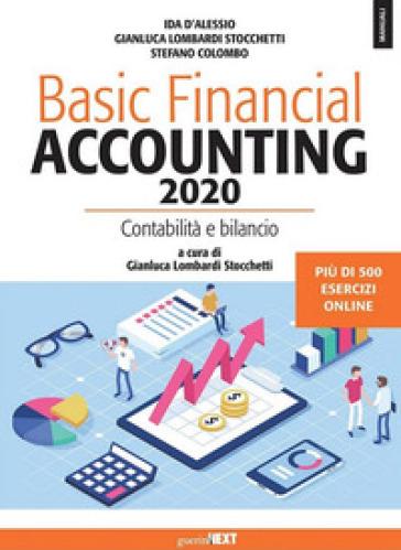 Basic financial accounting. Contabilità e bilancio. Con espansione online - Ida D'Alessio |