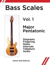 Bass Scales Vol. 1