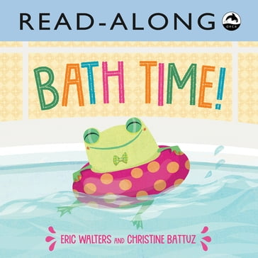 Bath Time! Read-Along