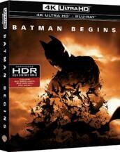 Batman Begins (4K Ultra Hd+Blu Ray)