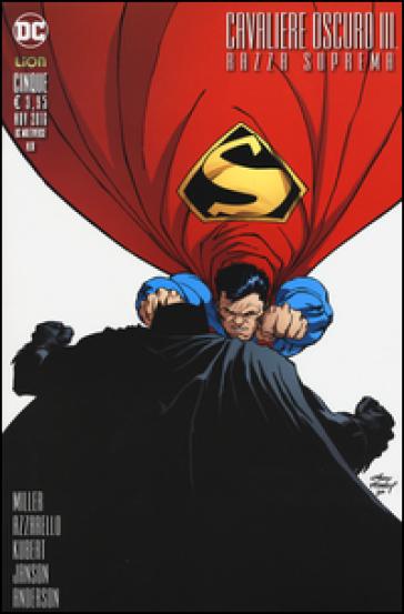 Batman DK III. Razza suprema. 5. - Frank Miller pdf epub