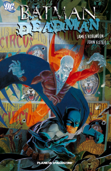 Batman. Deadman - James Robinson |