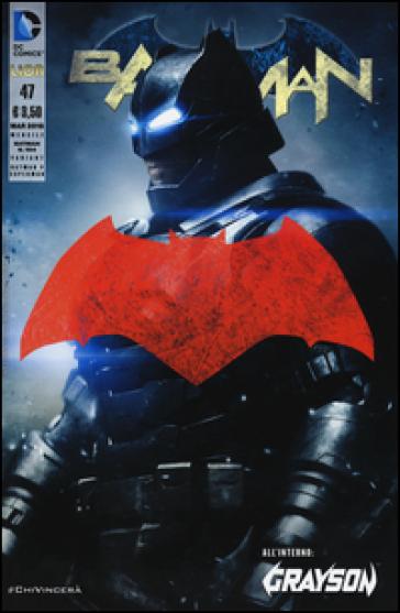 Batman. Ediz. variant. 47. - S. Visinoni  