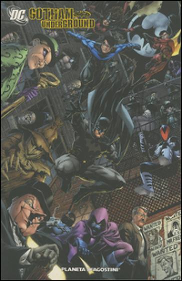 Batman. Gotham underground - Frank Tieri  