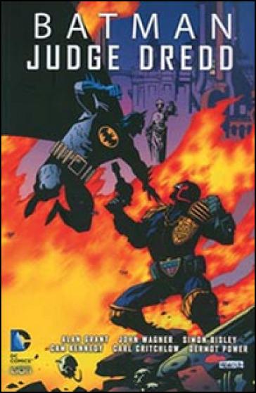 Batman Judge Dredd. 1. - Alan Grant |