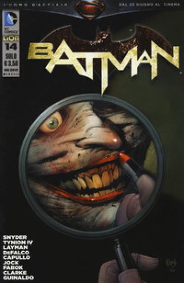 Batman. Nuova serie 71. 14.