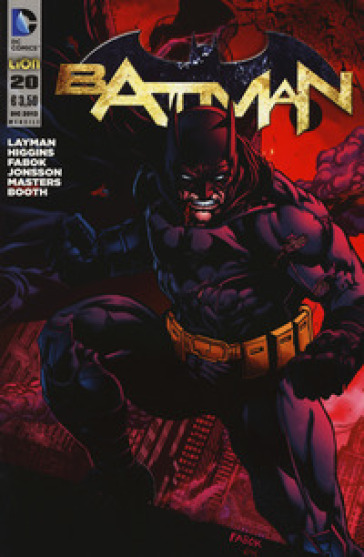 Batman. Nuova serie 77. 20.