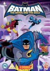 Batman - The brave and the bold - Volume 04 (DVD)