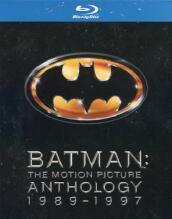 Batman - The motion picture anthology 1989 - 1997 (4 Blu-Ray)