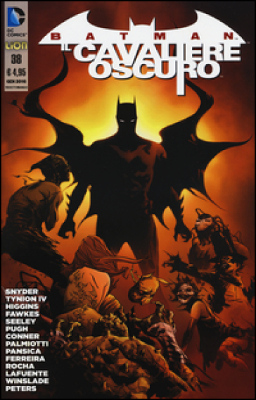 Batman. Il cavaliere oscuro. 38. - Scott Snyder  