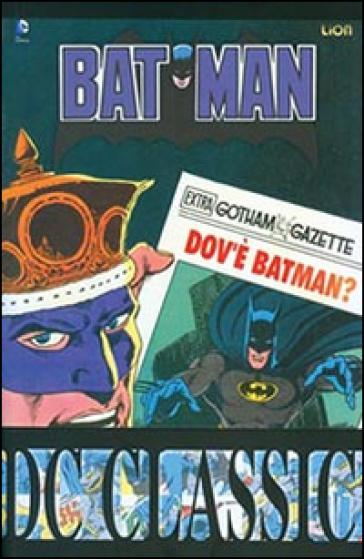 Batman classic. 9. - John Wagner |