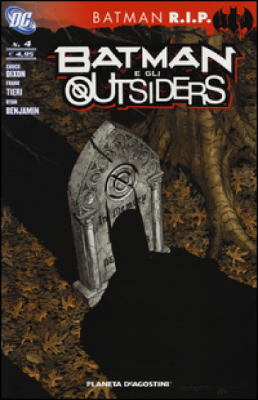 Batman e gli outsiders. 4.