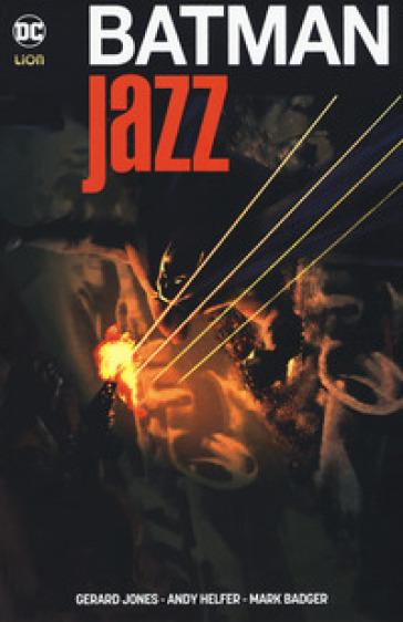 Batman jazz - Gerald Jones  