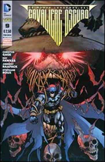 Batman. Le nuove leggende del cavaliere oscuro. 9. -  pdf epub