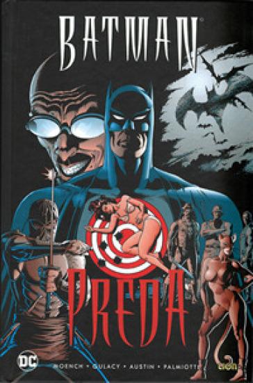Batman preda - Paul Gulacy |