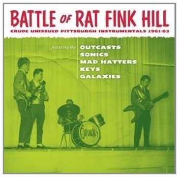 Battle of rat fink hill / various